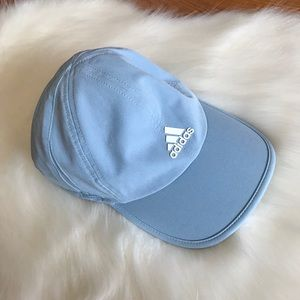 ✨NWOT✨ ADIDAS Light Blue Athletic Hat